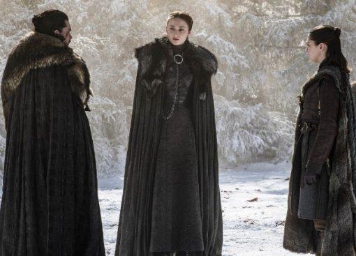 Спойлеры 4 серии 8 сезона «Игры престолов»