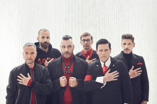 Вышел седьмой альбом легендарной группы Rammstein. Мыждали его десятьлет!