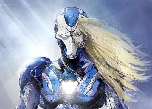 Новое официальное промо «Мстителей: Финал» позволяет лучше рассмотреть броню Пеппер Поттс