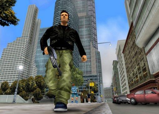 Полюбуйтесь на дебаг-режим легендарной Grand Theft Auto III