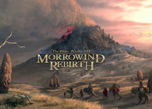 Для Morrowind Rebirth вышло огромное обновление сновыми локациями, врагами, предметами инетолько