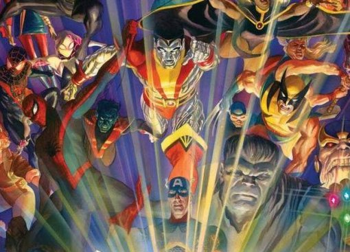 Стало известно, как Marvel отметит свой 80-летний юбилей— спомощью тысячного выпуска Marvel Comics