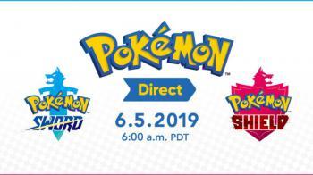 На следующей неделе Nintendo проведет Direct, посвященную Pokemon Sword & Shield