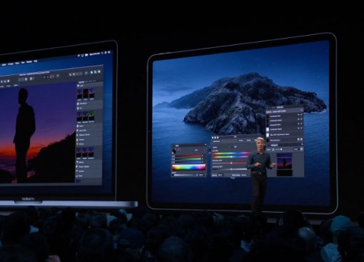 Показали macOS 10.15Catalina: iTunes все. Теперь это Apple Music, Podcasts иTV