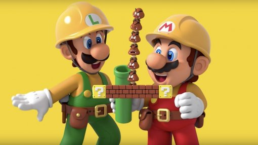 Четвертой самой высоко оцененной игрой 2019 года стала Super Mario Maker