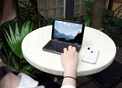 Chuwi MiniBook— карманный ноутбук-трансформер свращающейся крышкой