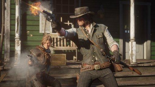Глава Take-Two не видит ничего плохого в том, чтобы выпустить Red Dead Redemption 2 на ПК