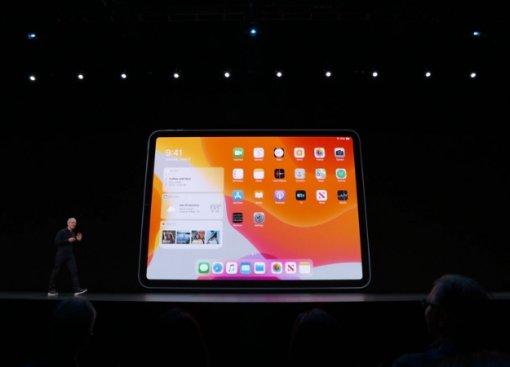 Apple показала iPadOS: отдельная система для iPad свиджетами иразделением экрана