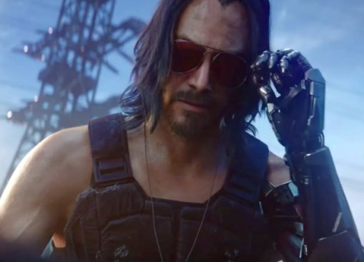 Персонаж Киану Ривза представлен в Cyberpunk 2077 в виде цифрового призрака — и другие детали игры