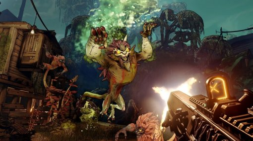 В интернете появился геймплейный ролик Borderlands 3 с закрытого показа на E3 2019