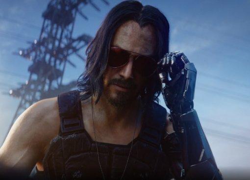 Создатели Cyberpunk 2077 подарят коллекционку игры геймеру, назвавшему Киану Ривза поразительным