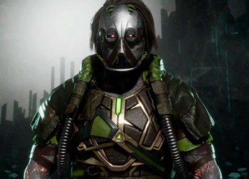 Теперь лицо Кабала в MK 11 больше не закрыто пикселями во время бруталити. Но выглядит это странно