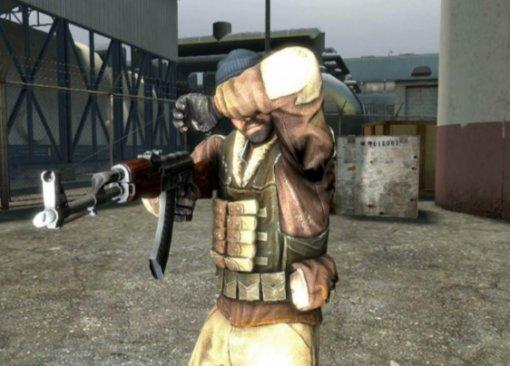Игрок натурнире поCS:GOвупор невидел противника, тренер психанул итыкнул ему пальцем вмонитор