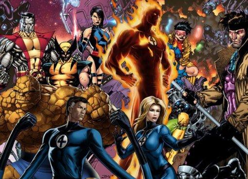 В2011 году Fox чуть неначала снимать фильм сомногими супергероями Marvel