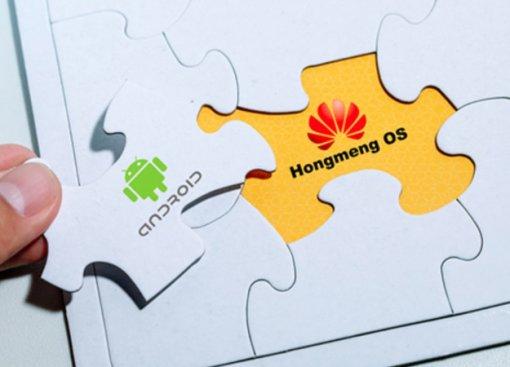 Опубликованы первые скриншоты Hongmeng OS