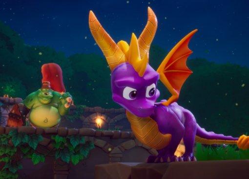 Пурпурный дракончик уже летит на ПК. Стали известны системные требования Spyro Reignited Trilogy