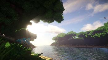 Трассировка лучей и пакет текстур преобразили Minecraft до неузнаваемости