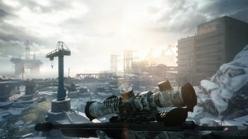 38 секунд геймплея Sniper: Ghost Warrior Contracts. Спасибо и на этом!