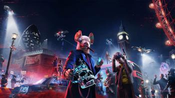 30-минутная демонстрация игрового процесса Watch Dogs Legion