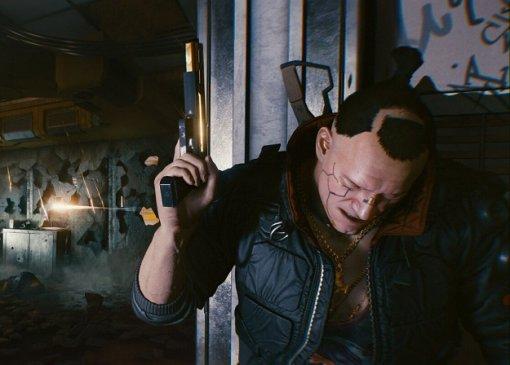 ВCyberpunk 2077 чем выше увас навык владения оружием, тем круче анимации вывидите
