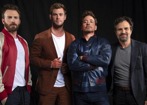 Вновый список самых богатых знаменитостей отForbes вошли сразу шесть актеров Marvel