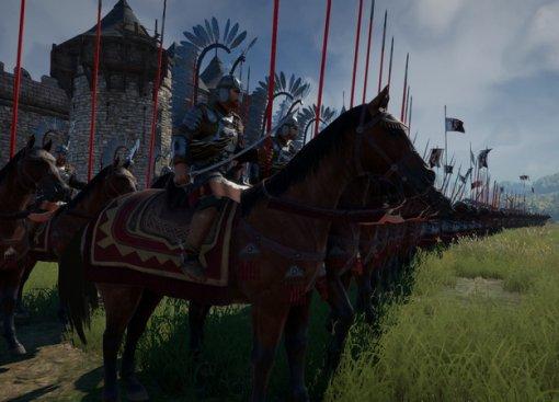 В Conqueror's Blade вышло обновление «Рыцари ордена», добавившее новых юнитов и многое другое