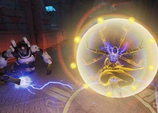 Blizzard тизерит нового героя Сигму? Уже есть теории, какими силами онобладает
