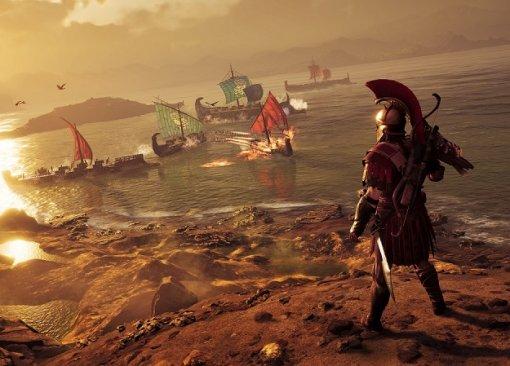 Ubisoft будет банить пользовательские квесты AC: Odyssey, вкоторых ничего ненадо делать