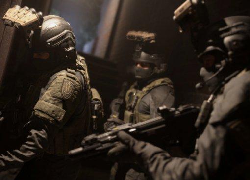 Первый геймплей мультиплеера Call of Duty: Modern Warfare
