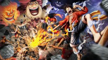 Bandai Namco анонсировала выход One Piece: Pirate Warriors 4