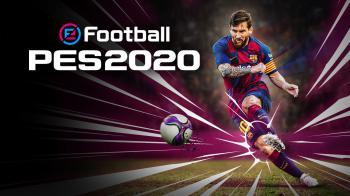 Выход демо-версии PES 2020 в июле 2019 подтвержден Konami Corporation