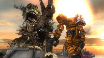 Earth Defense Force 5 выходит на PC