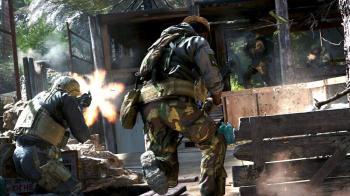 Демонстрация нового суперскоростного PvP-режима Call of Duty: Modern Warfare, который называется Gunfight