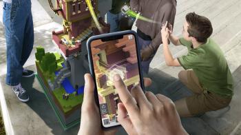 Minecraft Earth - закрытое бета-тестирование начнется в ближайшие две недели