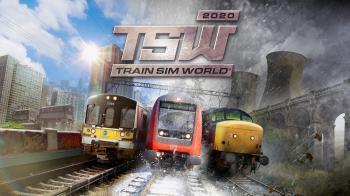 Встречайте, Train Sim World 2020