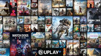 Анонс Uplay+ на PC