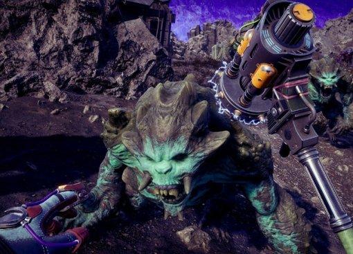 В сети появилось много нового геймплея The Outer Worlds на двух планетах