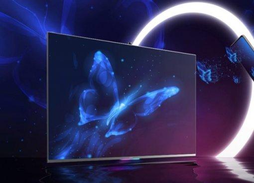 Huawei презентовала первое устройство насвоей Harmony OS— телевизор Honor Vision