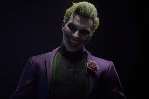 Винтернете смеются над дизайном Джокера вMortal Kombat11