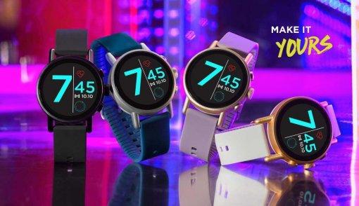 Misfit Vapor X— стильные итонкие смарт-часы за13000 рублей
