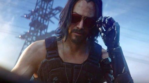 15 минут бомбического геймплея Cyberpunk 2077 с Киану Ривзом
