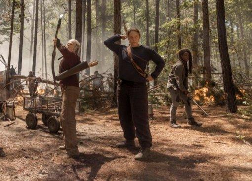 Ниган наволе?! Новые кадры 10 сезона «Ходячих мертвецов» вызывают вопросы