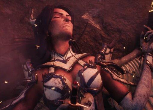 Vengeful Spirit стала героиней конкурсного ролика кThe International поDota2
