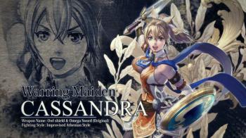 Кассандра - последний герой первого сезона SoulCalibur 6, Haohmaru - гостевой герой второго сезона