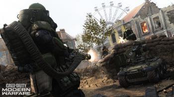 Официальный мультиплеерный трейлер Call of Duty: Modern Warfare - и немного геймплея