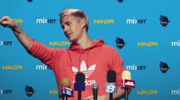 Известнейший стример Ninja ушел с Twitch на Mixer - внезапное начало 10-го сезона Fortnite