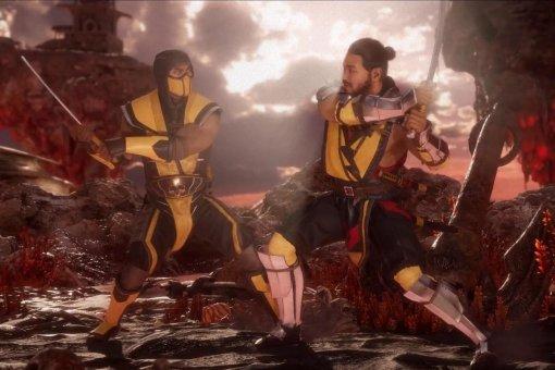 Mortal Kombat 11 вкатегории «Лучший сюжет» идругие номинанты Golden Joystick Award 2019