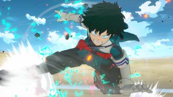 Скриншоты игры My Hero One's Justice 2