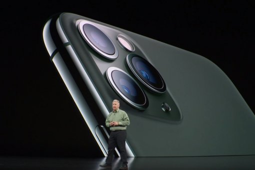 Представлены iPhone 11 Pro иiPhone 11 Pro Max: эффектный дуэт собновленным дизайном