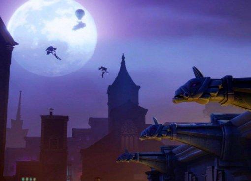 В Fortnite отмечают День Бэтмена: в игре появилось новое оружие, скины и карта в стиле Готэма
